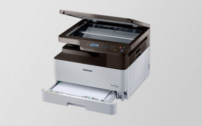 Samsung Debuts MultiXpress K2200, K2200NDA3 Multifunction Printers for SMBs