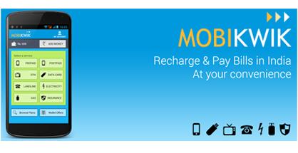 Mobikwik Wallet App