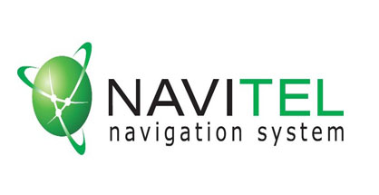 NAVITEL gives navigation map of Brazil