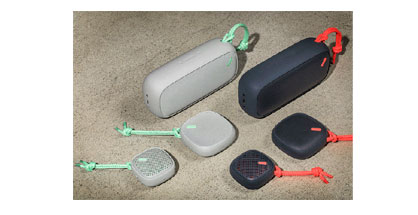 Nude Portable Speakers