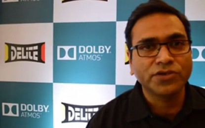 Dolby Atmos Audio Technology Launched in Delhi