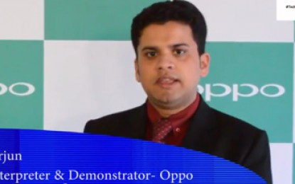 Oppo N1 5 9 inch phablet with rotating camera launched at Rs 39999
