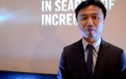 Interaction with Peter Chang, Regional Head South Asia & Country Manager System Business Group