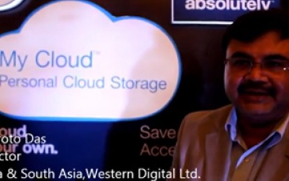 Western Digital's Subroto Das on My Cloud drive {INTERVIEW}