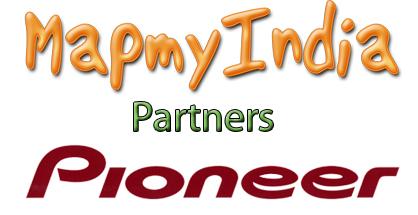 MapmyIndia partners with Pioneer India Electronics