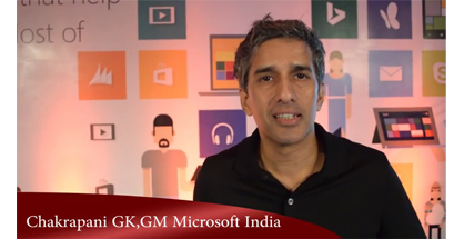 Mr. Chakrapani GK