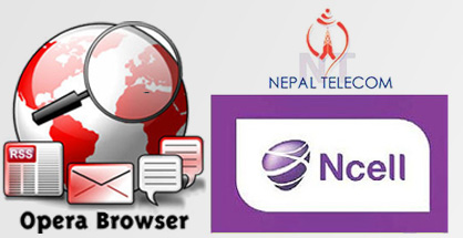Opera partners with Ncell