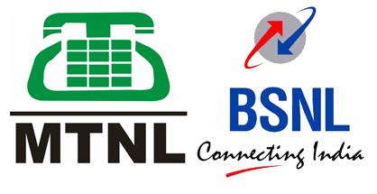 BSNL and MTNL