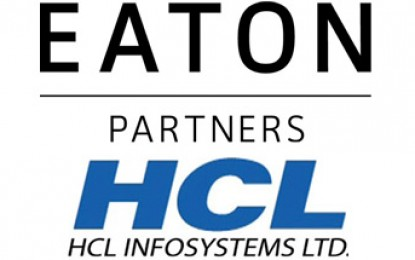 Eaton partners with HCL Infosystems for Distribution and Marketing Services