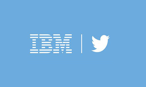 IBM and Twitter partners over data analytics