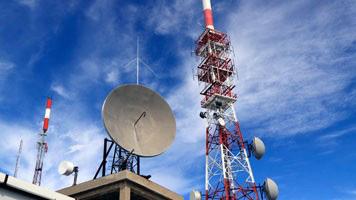 Telecom spectrum auction