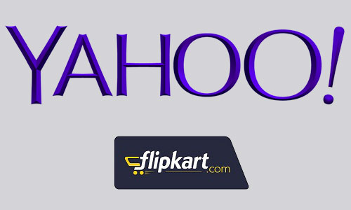 Flipkart and Yahoo enters into partnership