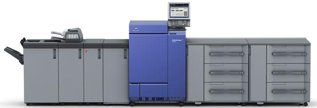 Konica Bizhub Press C1100/1085