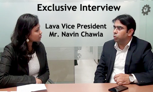 Lava Vice President interview With Techmagnifier
