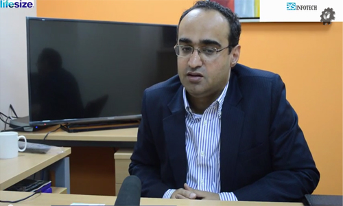 Gagan Verma, Regional Director India & SAARC