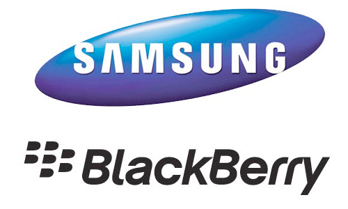 BalckBerry and Samsung