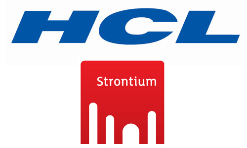 HCL Infosystems partners-with-Strontium
