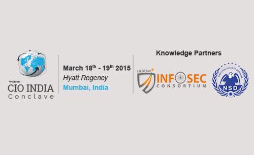 IBM, Epson, AWS, Singtel to partner with CIO India Conclave 2015