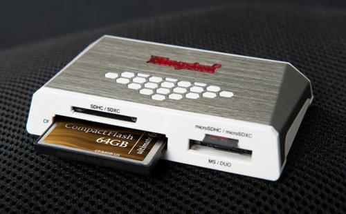64GB 600X CompactFlash Card