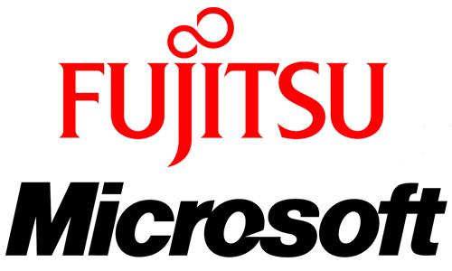 Fujitsu and Microsoft
