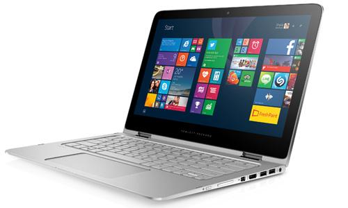 HP Spectre x360 convertible PC