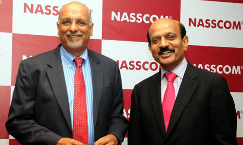 NASSCOM appoints BVR Mohan Reddy as Chairman and CP Gurnani