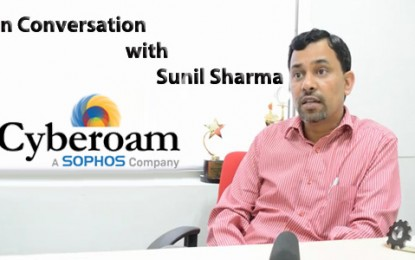 In Conversation with Sunil Sharma