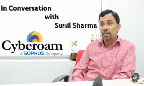 Sunil Sharma Cyberoam