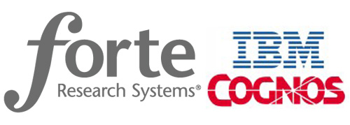 Forte announces partnership with IBM Cognos