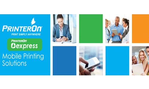 PrinterOn Express Edition