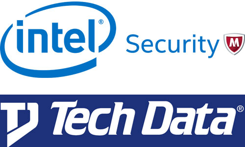 Tech Data With Intel Team