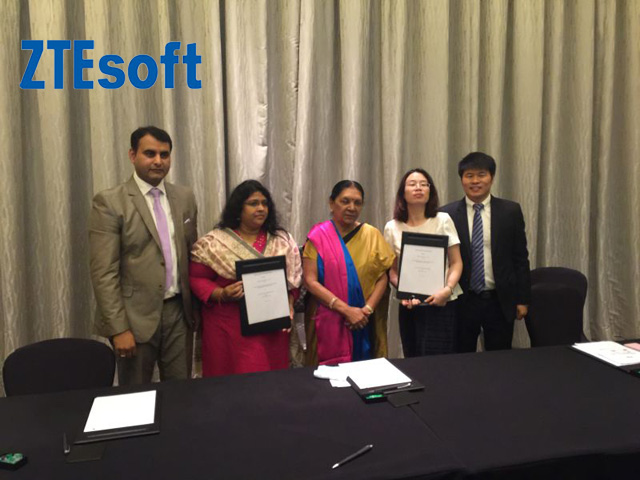 ZTEsoft for smart city projects