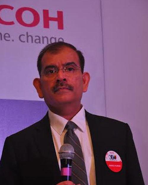 Manoj Kumar Managing Director and CEO