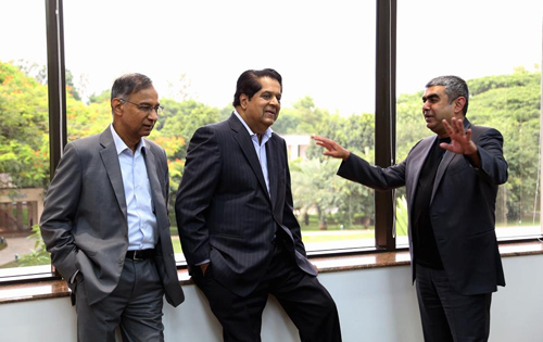 R Seshasayee appointed as non-executive chairman in Infosys
