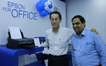 Epson announces launch of its first Exclusive Epson Experience Zone in Chennai