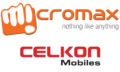 Micromax and Celkon