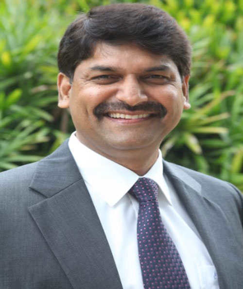 Anil Valluri President