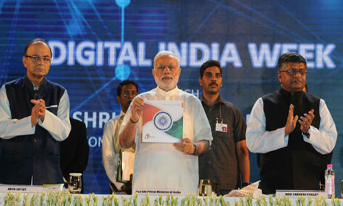 Digital India Week launch