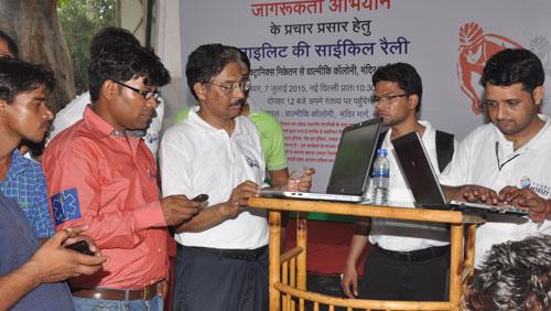 Dr. Ashwini Kumar Sharma, Managing Director