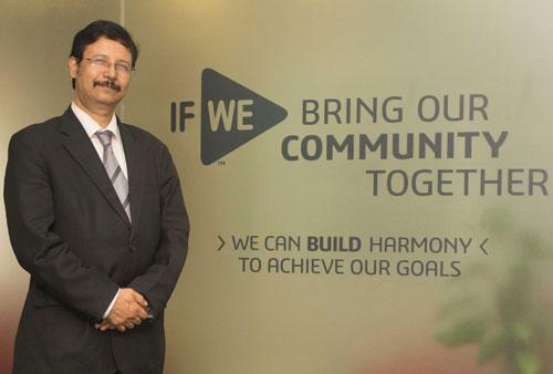 Dr.Chandan Chowdhury Managing Director
