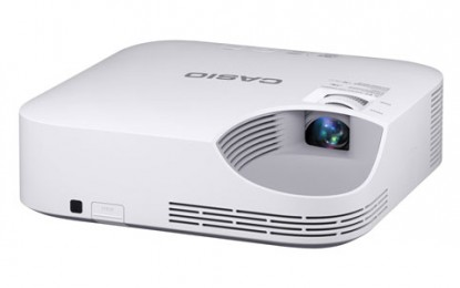 Casio India unveils Frugal, Eco-friendly projector EcoLite XJ-V1