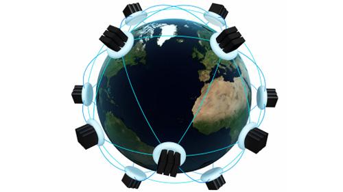 Global Cloud IT Infrastructure Market