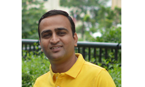 Rohit Bagad Founder & CEO