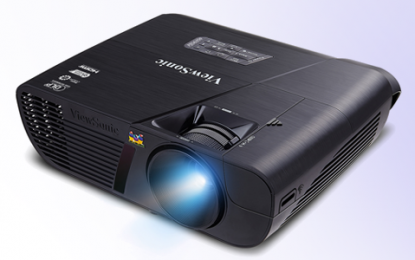 ViewSonic rolls out LightStream Full HD Series of Projectors