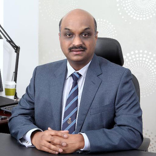 Vinay Shenoy Chairman India Electronics