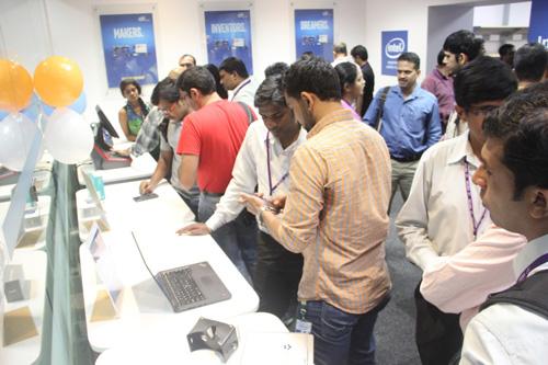 Intel India Maker Showcase