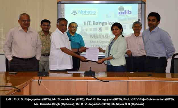 Mphasis and IIIT