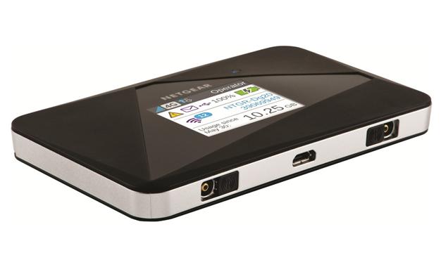 NETGEAR Unveils 4G LTE Mobile Hotspot