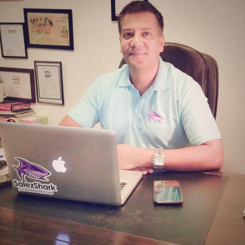 Author Ajay Chauhan