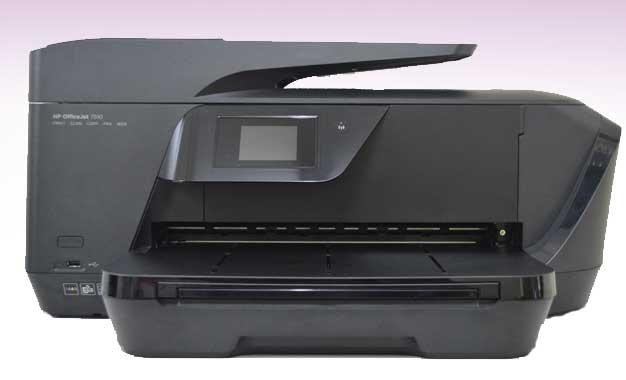 HP OfficeJet 7510 laser printer